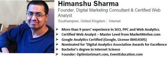 himanshu sharma optimizesmart